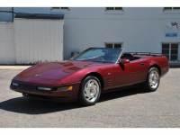 1993 Chevrolet Corvette Z25 40th Anniversary FX3 6 Speed Manual for sale in Flushing MI