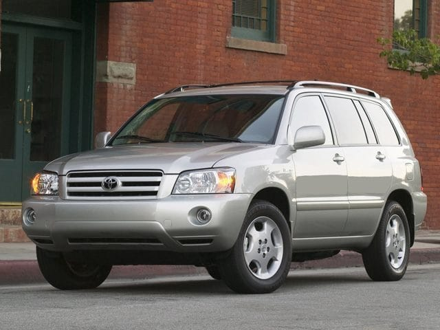 Photo Used 2006 Toyota Highlander For Sale  Serving Thorndale, West Chester, Thorndale, Coatesville, PA  VIN JTEEP21A160176337