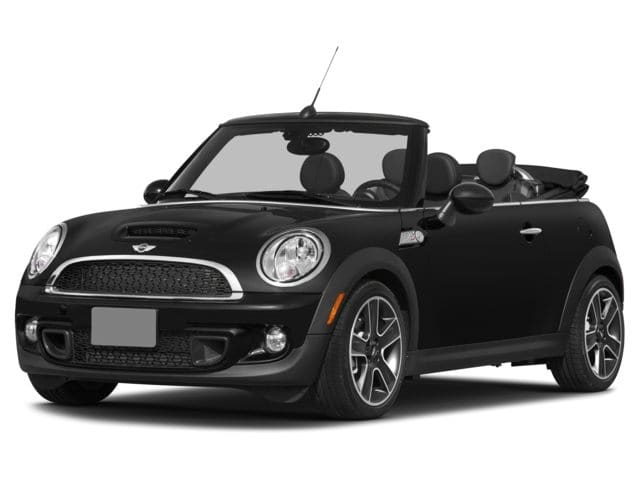 Photo 2015 MINI Convertible Cooper S Convertible Convertible For Sale In Owings Mills