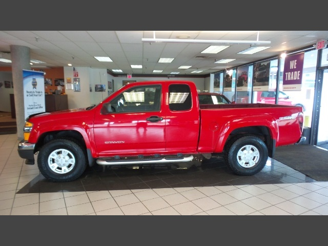 Photo 2004 GMC Canyon Z71-SLE-4WD for sale in Hamilton OH