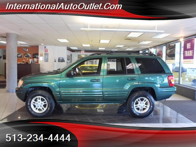 Photo 1999 Jeep Grand Cherokee Limited 4dr Limited for sale in Hamilton OH