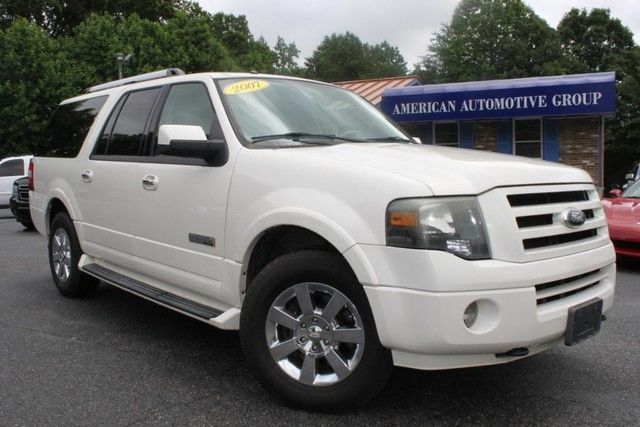 Photo 2007 Ford Expedition EL Limited