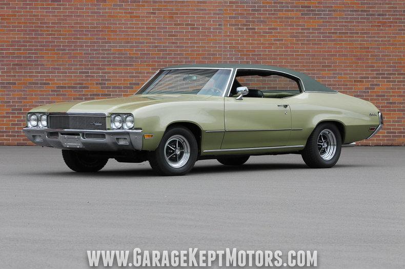 Photo 1971 Buick Skylark