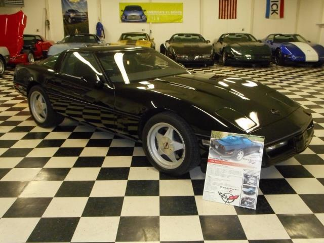 Photo 1988 Chevrolet Corvette B2K Callaway Twin Turbo for sale in Flushing MI