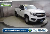 2018 Chevrolet Colorado WT Truck Extended Cab