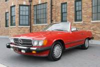 1987 Mercedes-Benz 560 SL 560 SL