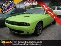 2015 Dodge Challenger R/T Coupe Rear-wheel Drive