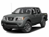 2017 Nissan Frontier Desert Runner Truck Crew Cab near Houston