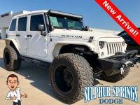 Used 2016 Jeep Wrangler Unlimited Rubicon SUV