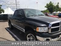 2005 Dodge Ram 1500 SLT/Laramie Truck Quad Cab