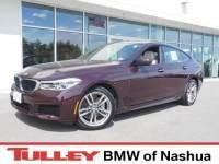 2018 Used BMW 6 Series For Sale Manchester NH | VIN:WBAJV6C53JBJ99712