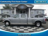 1997 Ford F-350 XLT CREWCAB DUALLY W/MANUAL & ONLY 39K ACTUAL MILE