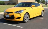 PRE-OWNED 2016 HYUNDAI VELOSTER FRONT WHEEL DRIVE HATCHBACK