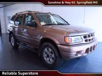 2001 Isuzu Rodeo LS SUV RWD For Sale in Springfield Missouri