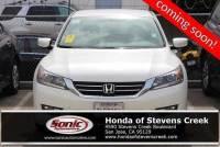 Used 2015 Honda Accord Sedan Sport CVT PZEV
