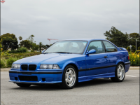 1997 BMW 3 Series M3 2dr Cpe Manual