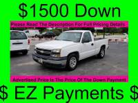 Used 2006 Chevrolet Silverado 1500 Work Truck