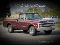 1970 Chevrolet C-10 C10-CUSTOM/10-NEW PAINT-TENNESSEE SHORT BED TRUCK- SEE VIDEO