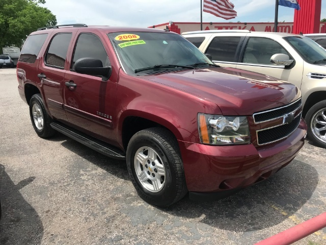 Photo 2008 Chevrolet Tahoe LS for sale in Tulsa OK