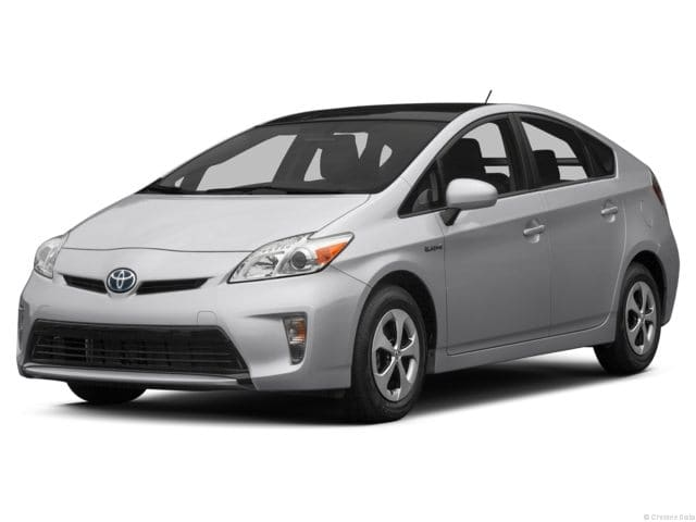 Photo 2013 Toyota Prius Three Hatchback FWD For Sale at Bay Area Used Car Dealer near SF