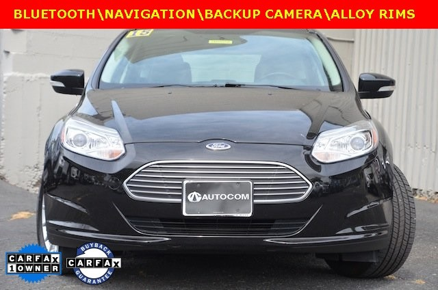 Photo Used 2015 Ford Focus Electric Base Hatchback for sale in Walnut Creek CA