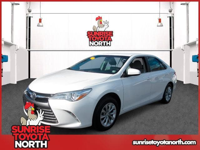 Photo Certified Used 2017 Toyota Camry LE Sedan For Sale on Long Island, New York