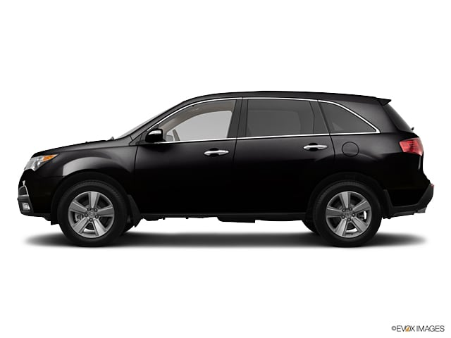 Photo Used 2012 Acura MDX Stock NumberB542 For Sale  Trenton, New Jersey