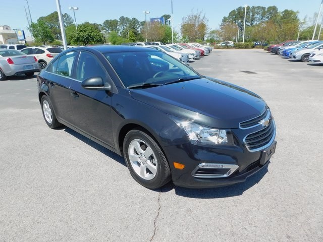 Photo Used 2016 Chevrolet Cruze Limited 1LT Auto near Greenville, NC