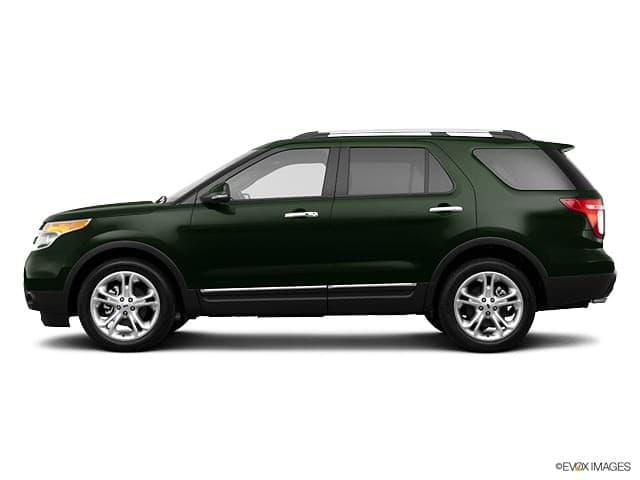 Photo Used 2013 Ford Explorer Limited, LOADED BLIND SPOT, SR, LANE KEEP ASST , L SUV I4 Ecoboost Engine