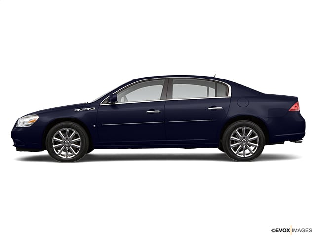 Photo Used 2007 Buick Lucerne CX Sedan For Sale in Kingston, MA