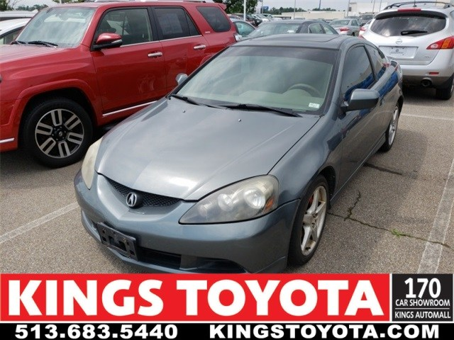 Photo Used 2006 Acura RSX Type S Coupe in Cincinnati, OH