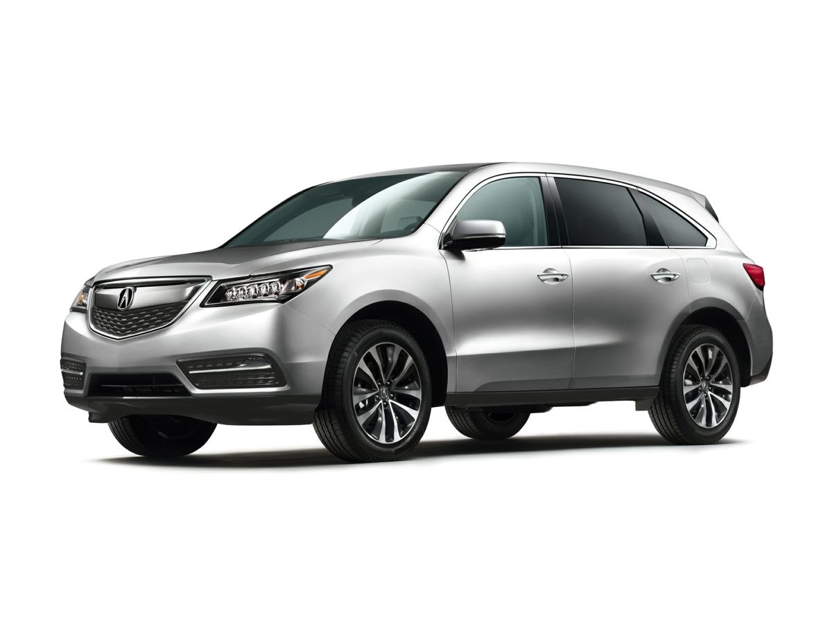 Photo Used 2015 Acura MDX 3.5L Technology Package for Sale in Tacoma, near Auburn WA