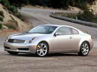 Pre-Owned 2004 INFINITI G35 Base RWD 2D Coupe