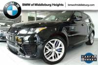 2015 Land Rover Range Rover Sport 5.0L Supercharged SVR SUV