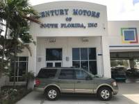 2003 Ford Expedition Eddie Bauer 4x4 1 Owner 3rd Row Sunroof 8 Pass