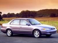1999 Toyota Corolla LE Sedan
