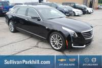 Certified Pre-Owned 2017 Cadillac CT6 3.6L Luxury AWD 16374 miles