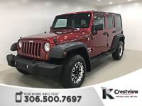 Pre-Owned 2011 Jeep Wrangler Unlimited Sport 4WD Convertible