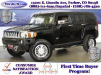 2007 HUMMER H3 Luxury 3.7L I5 4WD W/Leather