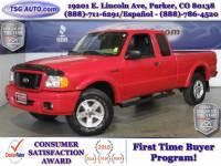 2004 Ford Ranger Edge Super Cab 4.0L V6 4WD