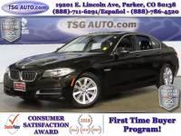 2014 BMW 528XI 2.0L I4 Turbo AWD W/NAV Leather