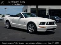 Pre-Owned 2006 Ford Mustang Convertible in Jacksonville FL