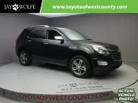 Pre-Owned 2016 CHEVROLET EQUINOX FWD 4DR LTZ Front Wheel Drive Sport Utility Vehicle