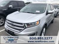 2015 Ford Edge SEL SUNROOF in Hickory, NC   Charlotte Ford Edge   Cloninger Ford of Hickory