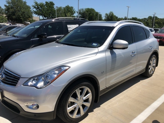 Photo Used 2015 INFINITI QX50 Journey For Sale Grapevine, TX