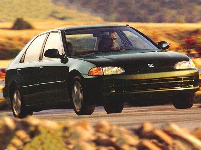 Photo Used 1995 Honda Civic LX in Ames, IA