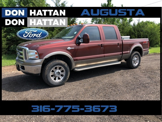 Photo Pre-Owned 2006 Ford F-250SD King Ranch 4WD