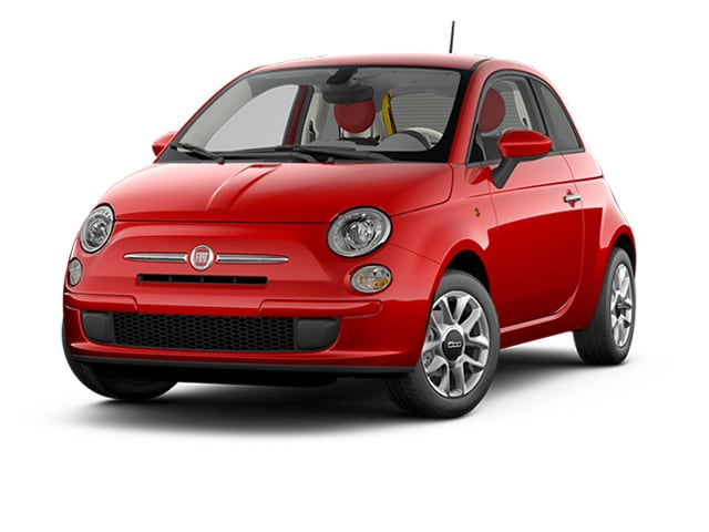 Photo Used 2017 FIAT 500 Pop Hatchback For Sale Near San Jose, CA