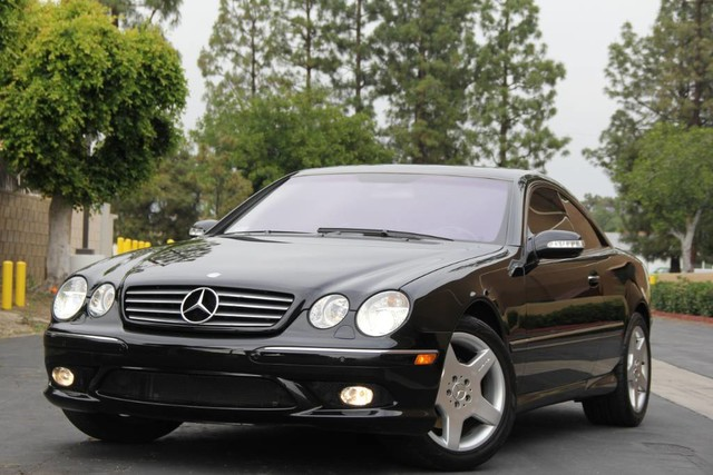 Photo 2003 Mercedes-Benz CL-Class 5.0L LOADED SUPER LOW MILES EXTREMELY CLEAN