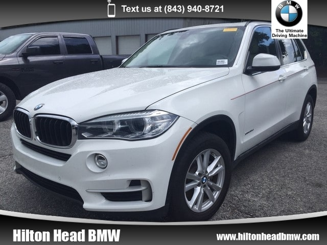 Photo 2015 BMW X5 xDrive35d  BMW CPO Warranty  One Owner  Navigat SUV All-wheel Drive